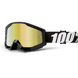 Masque Strata Outlaw Mirror Gold Lens 100%