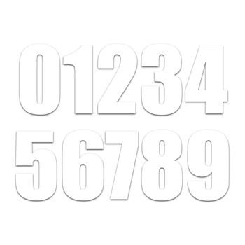 Numéros Course Dafy Moto