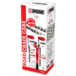 Pack Entretien Chaîne road Chain Care Ipone