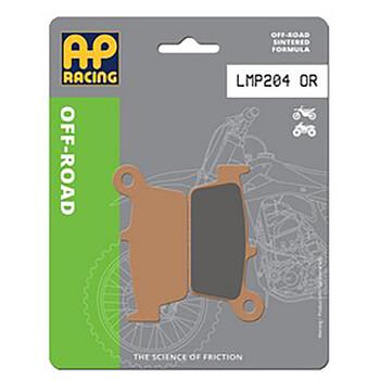 Plaquettes de frein LMP204OR AP Racing