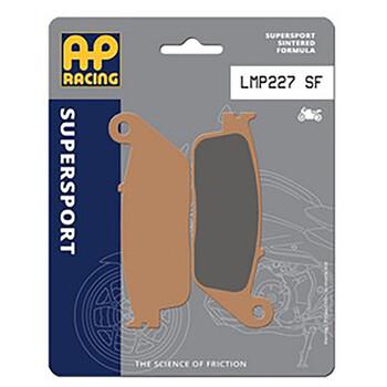 Plaquettes de frein LMP227SF AP Racing