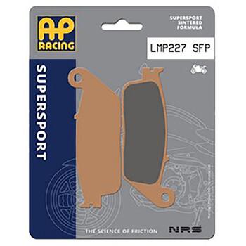 Plaquettes de frein LMP227SFP AP Racing