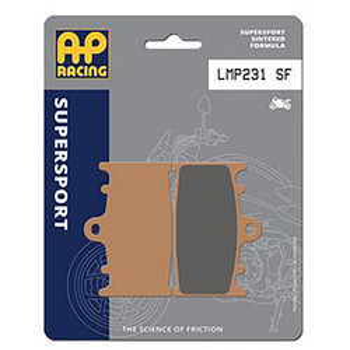 Plaquettes de frein LMP231SF AP Racing