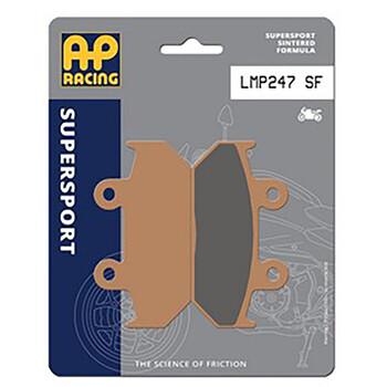 Plaquettes de frein LMP247SF AP Racing