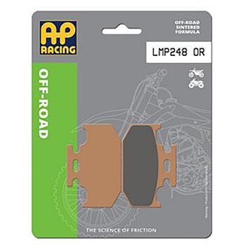 Plaquettes de frein LMP248OR AP Racing