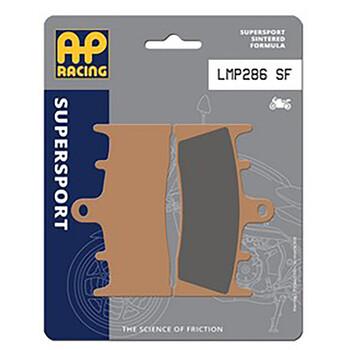 Plaquettes de frein LMP286SF AP Racing