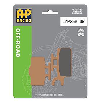 Plaquettes de frein LMP352OR AP Racing