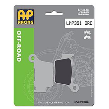 Plaquettes de frein LMP391ORC AP Racing