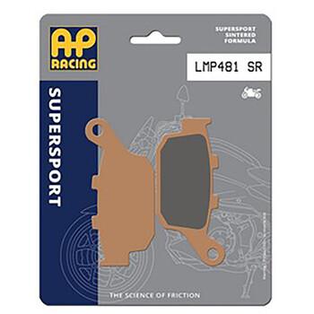 Plaquettes de frein LMP481SR AP Racing