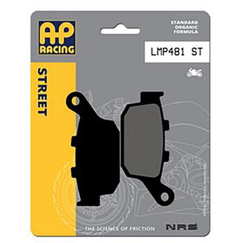 Plaquettes de frein LMP481ST AP Racing