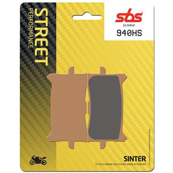 Plaquettes de frein 940 (HS) SBS