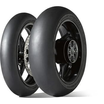 Pneu GP Racer D212 Slick Dunlop