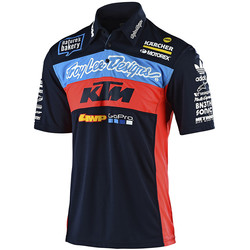 Polo Team KTM Pit Troy Lee Designs