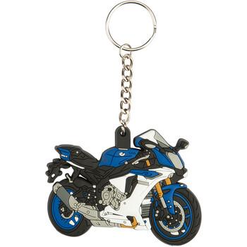 Porte Clé R1 Bleu Yamaha Dafy Moto