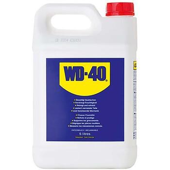 Produit multifonction bidon 5L WD-40