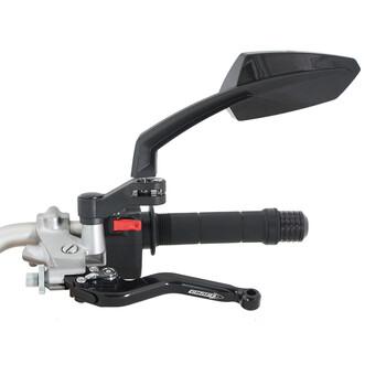 Rétroviseur Twin - Pas de 8 et 10 mm Chaft