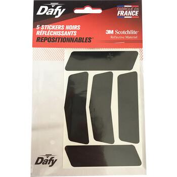Set de 5 réflecteurs casque Dafy Moto