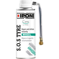 Spray anti-crevaison S.O.S Tyre 200 ml Ipone