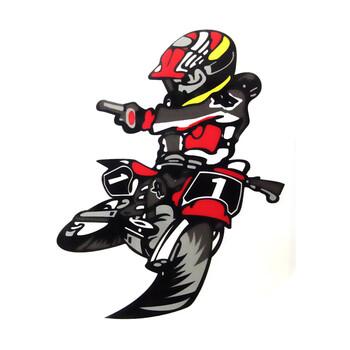 Sticker Moto n°1 Print
