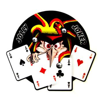 Sticker Joker Print