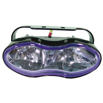 Street Lamp (Avant) Dafy Moto