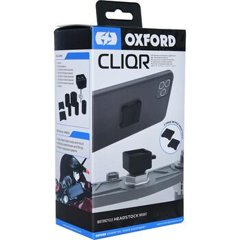 Support smartphone CliqR pour T de fourche Oxford