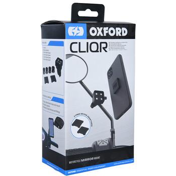 Support smartphone CliqR pour rétroviseur Oxford