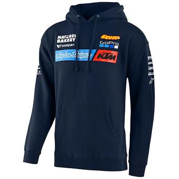Sweat à capuche enfant KTM Team 2020 Troy Lee Designs
