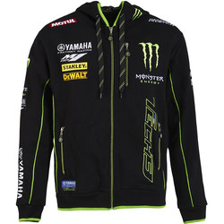 Sweat Hoodie Tech3 Monster Energy® Monster Energy