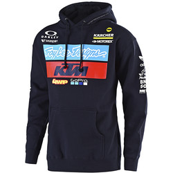 Sweat Team KTM Pullover Troy Lee Designs
