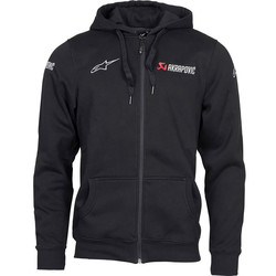 Sweat zippé Akrapovic Alpinestars