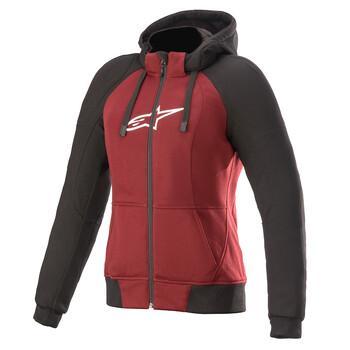 Sweat zippé femme Stella Chrome Sport Alpinestars