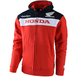 Sweat Zippée Honda Zip Up Troy Lee Designs
