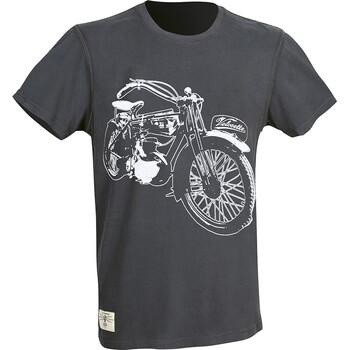 T-shirt Velocette Vintage Red Torpedo