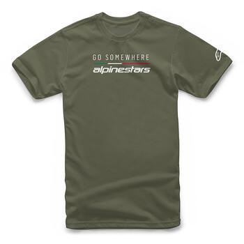 T-shirt Go Somewhere Alpinestars