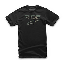 T-shirt Ride 2.0 Camo Alpinestars