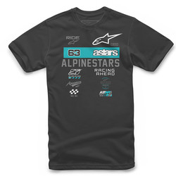 T-shirt Sponsored Alpinestars