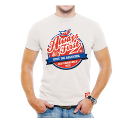 T-shirt Grease All One