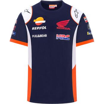 T-shirt Teamwear 2020 Honda Repsol
