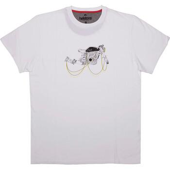T-Shirt Motorcycle Helstons
