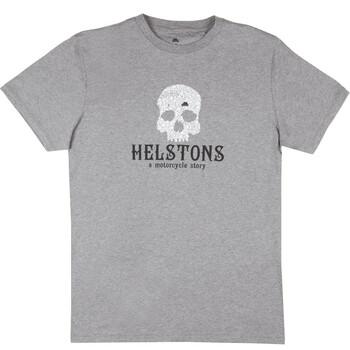 T-shirt Skull Helstons