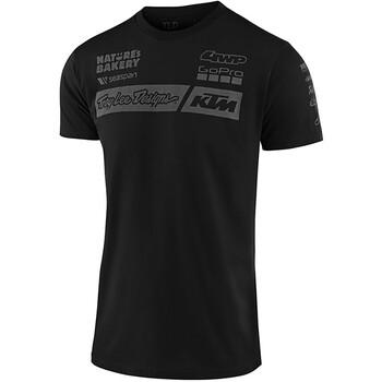 T-shirt Sponsors KTM Team 2020 Troy Lee Designs