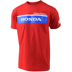T-Shirt Honda Wing Block Troy Lee Designs
