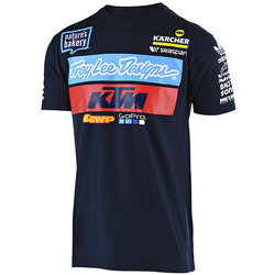 T-Shirt Team KTM Troy Lee Designs
