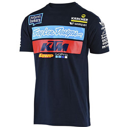 T-Shirt Team KTM Youth Tee Troy Lee Designs