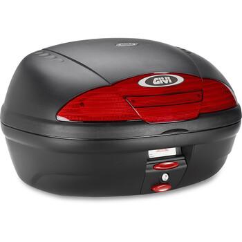 Top case E450 Simply II avec platine et kit de fixation Givi