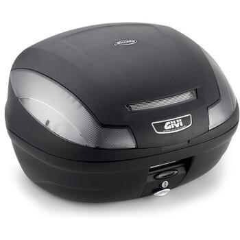 Top case E470 Simply III avec platine et kit de fixation Givi
