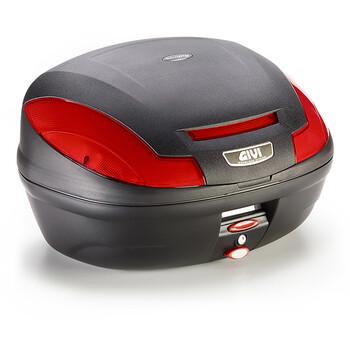 Top case E470 Simply III sans capot, avec platine et kit de fixation Givi