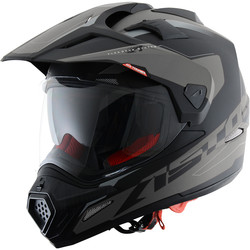 Casque Cross Tourer Monocolor Astone