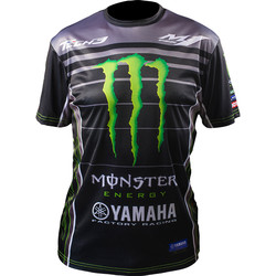 T-Shirt All Over Tech3 Monster Energy® 2017 Monster Energy